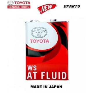 Nhớt hộp số cao cấp TOYOTA ATF WS 4L - Nhập 100% Nhật Bản thumbnail