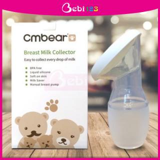 Phễu Hứng Sữa Cmbear Cao Cấp Tiện Lợi Cho Mẹ thumbnail