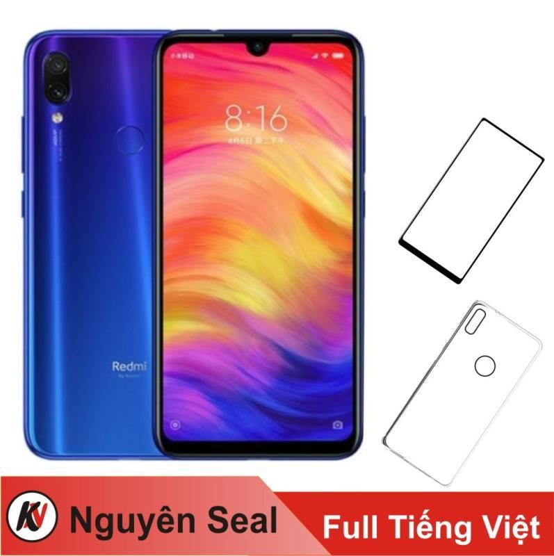 Xiaomi Redmi 7 32GB Ram 3GB Kim Nhung + Cường lực + Ốp lưng - Hàng Nhập Khẩu