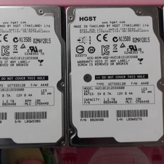Ổ cứng Server sas HGST HUC101212CSS600 1.2TB 2.5in thumbnail