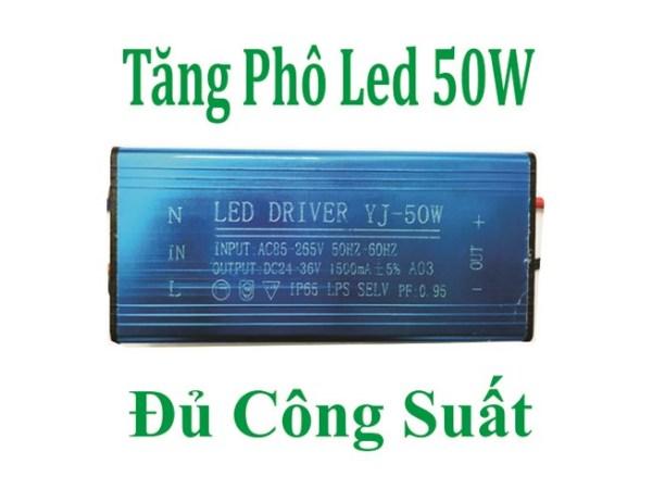 Bảng giá Nguồn LED 50W Đủ Công Suất