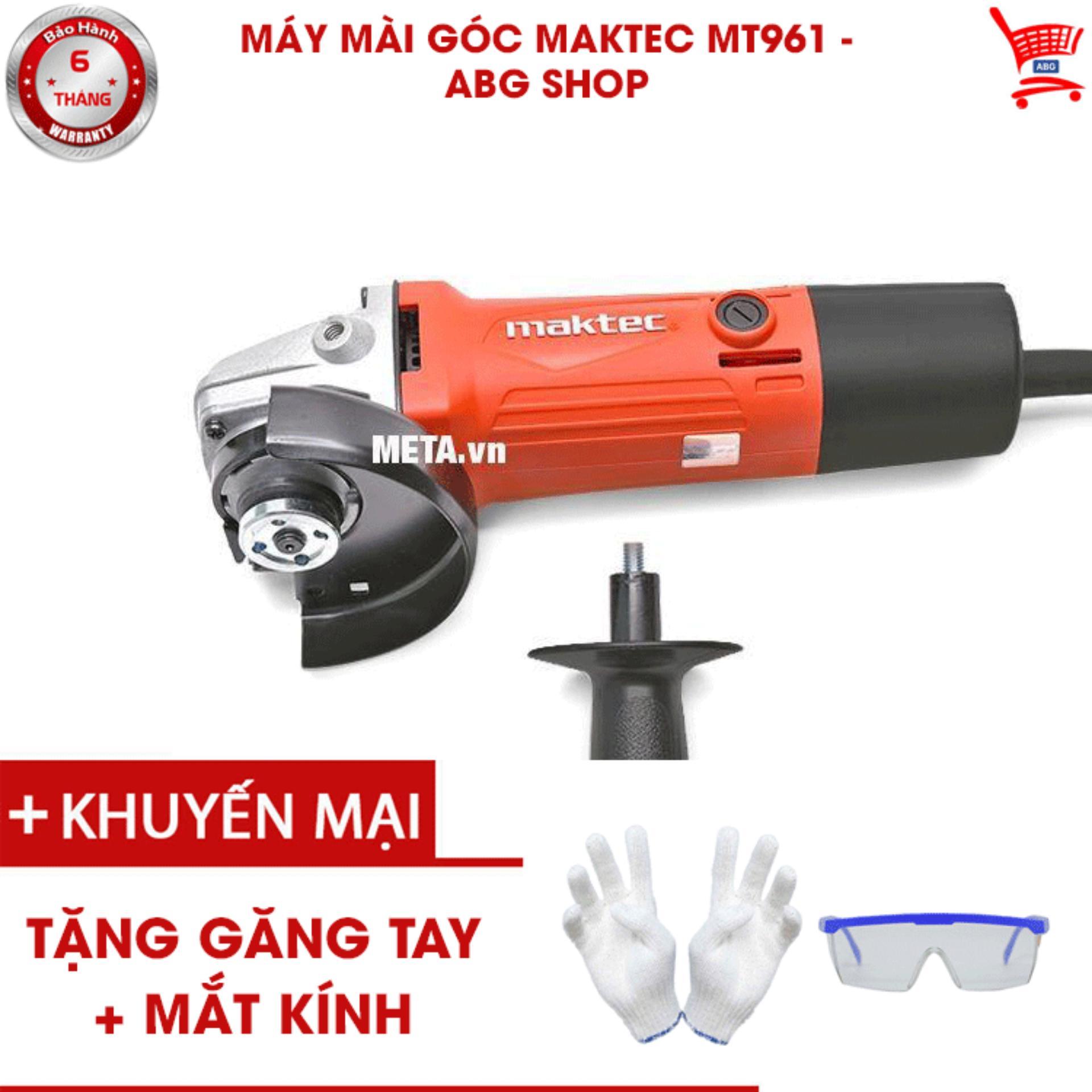 Máy mài góc Maktec MT961 - ABG shop