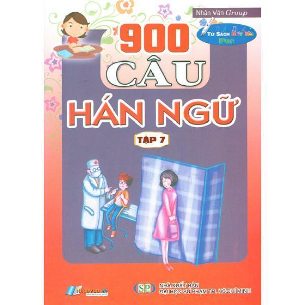 900 Câu Hán Ngữ (Tập 7)