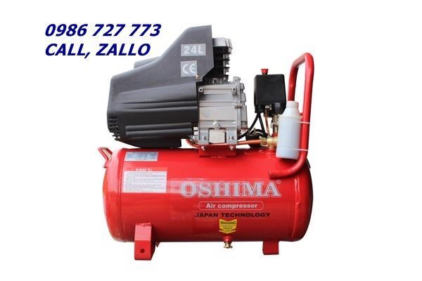 Máy nén khí trực tiếp oshima 24L( tặng bộ dây 6m và đầu xì)