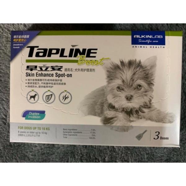 TAPLINE Thuốc nhỏ gáy phòng và trị kí sinh cho chó