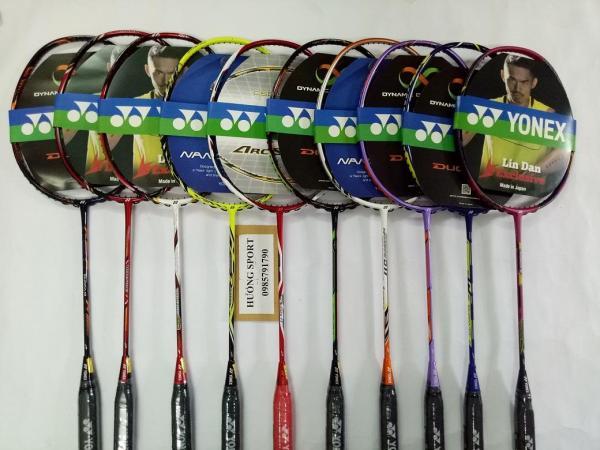 Bảng giá Vợt cầu lông YONEX khung carbon -khuyến mãi căng dây và cuốn cán, bao vợt đi kèm