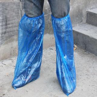 Bọc giày đi mưa loại cao cổ dùng một lần - GD0887 - NiceShop 4