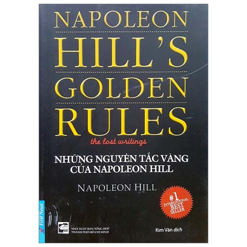 Fahasa - Những Nguyên Tắc Vàng Của Napoleon Hill