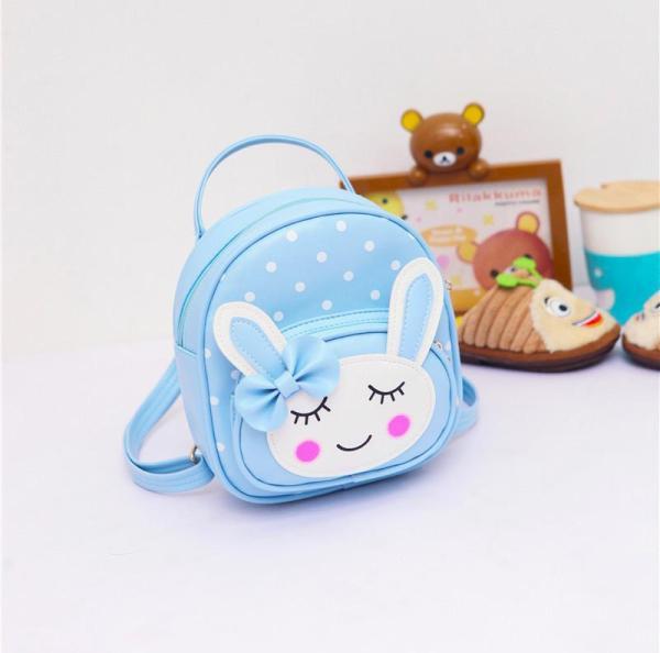 Giá bán Balo trẻ em hình thỏ xinh xắn đáng yêu cho bé 3-5 tuổi BBShine – B001