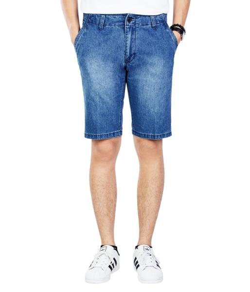 Quần Short Jeans Nam Cao Cấp