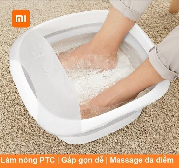Máy massage chân bằng nước Xiaomi Leravan LF-ZP008