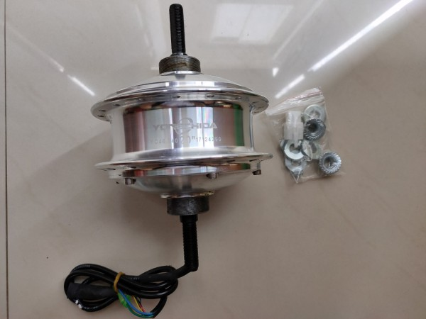 Mua ĐỘNG CƠ XE ĐẠP ĐIỆN 48V YONGCHIDA, chế xe điện, thay thế cho xe điện, chuyển xe thường thành xe điện