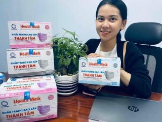 Combo 2 hộp Khẩu trang y tế 4 lớp Thành Tâm (50 cái hộp)- NPP HOÀNG NGHI thumbnail