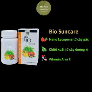 Viên uống chống nắng công nghệ nano Bio Sun Care thumbnail
