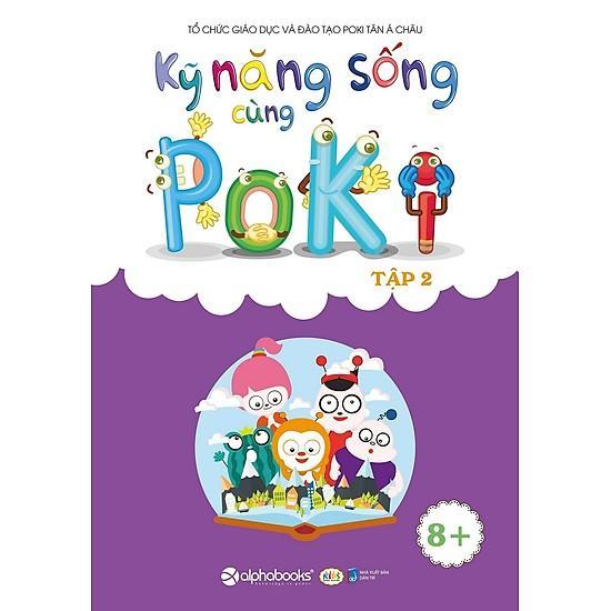Mua Kỹ năng sống cùng Poki (8+)- Tập 2