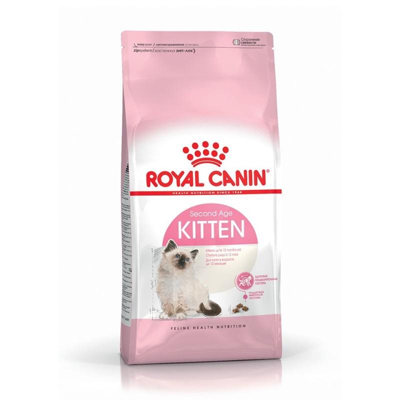 Thức ăn cho mèo con Royal Canin Kitten bao 2kg