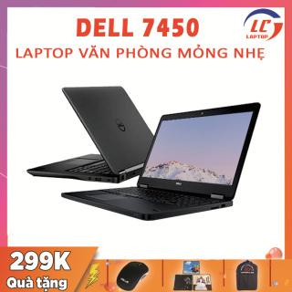 Laptop Chơi Game, Văn Phòng Dell Latitude 7450, i5-5300U, Màn 14 inch, Laptop 7450, Laptop Dell thumbnail