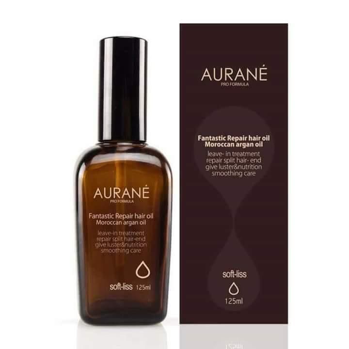 Tinh dầu dưỡng tóc AURANE SOFT LISS 125ml tốt nhất