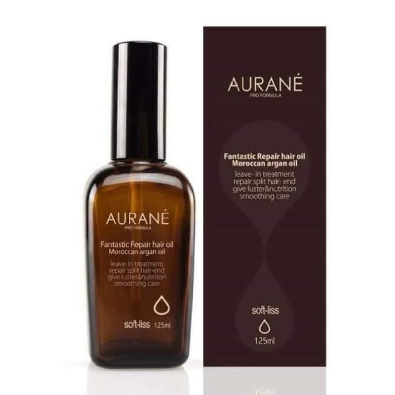 Tinh dầu dưỡng tóc AURANE SOFT LISS 125ml