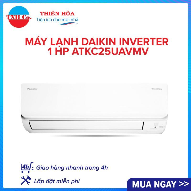 Bảng giá Máy lạnh Daikin Inverter 1 HP ATKC25UAVMV