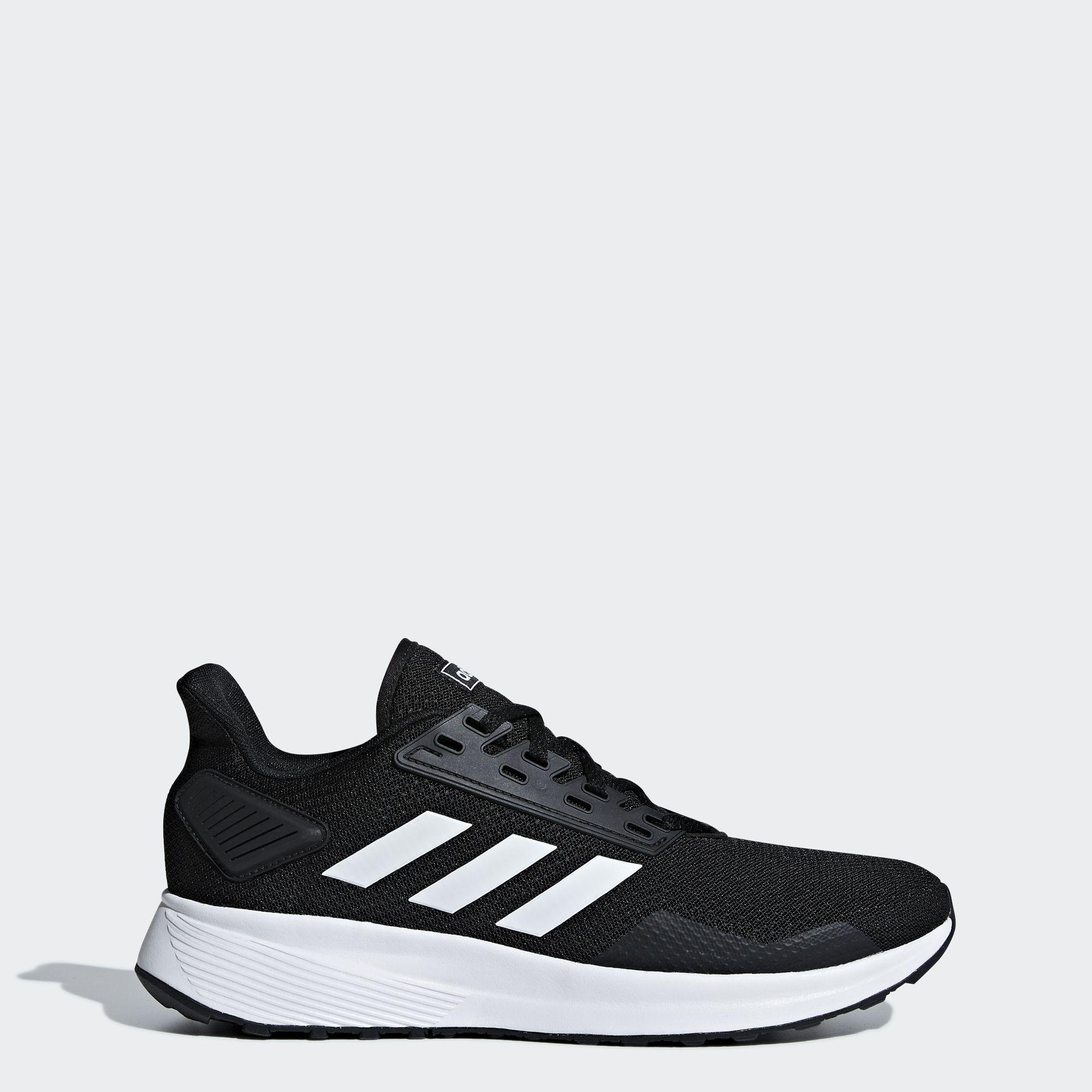 Mã Giảm Giá Adidas RUNNING Giày Duramo 9 Nam Màu đen BB7066