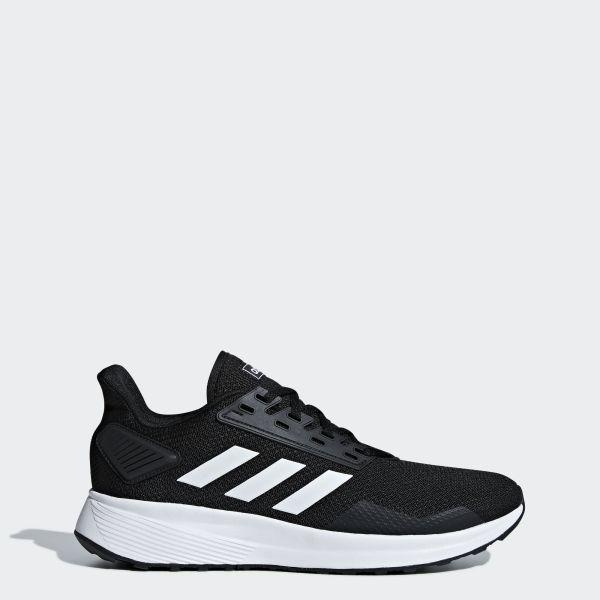 adidas RUNNING Giày Duramo 9 Nam Màu đen BB7066
