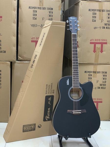Guitar tosen G11bk màu đen