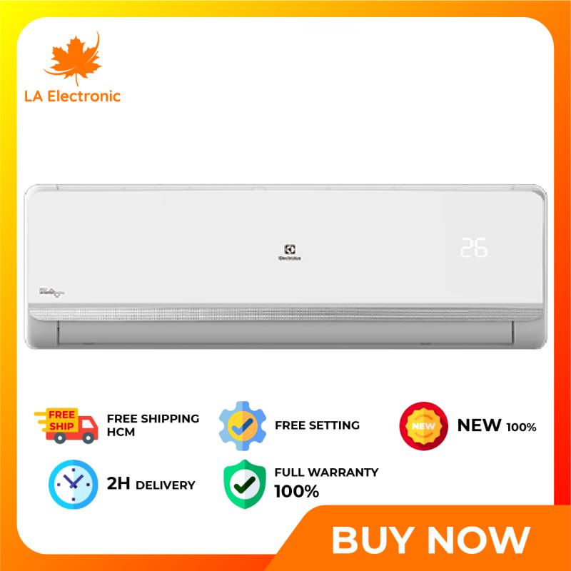 Bảng giá Installment 0% - Electrolux Inverter 1.0 HP Air Conditioner ESV09CRR-C7