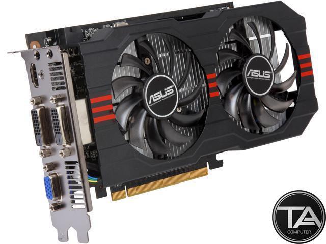 Card Đồ Họa Asus GTX750ti 2Gb DDR5 2Fan Bảo Hành 3 Tháng Lỗi 1 Đổi 1