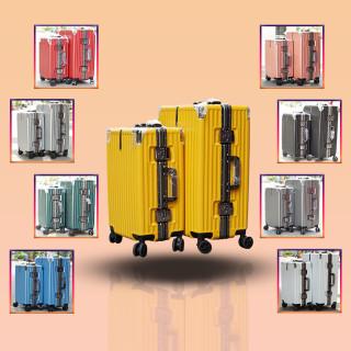 Vali kéo du lịch khung nhôm cao cấp - M2 ( 20 - 24 inch) thumbnail