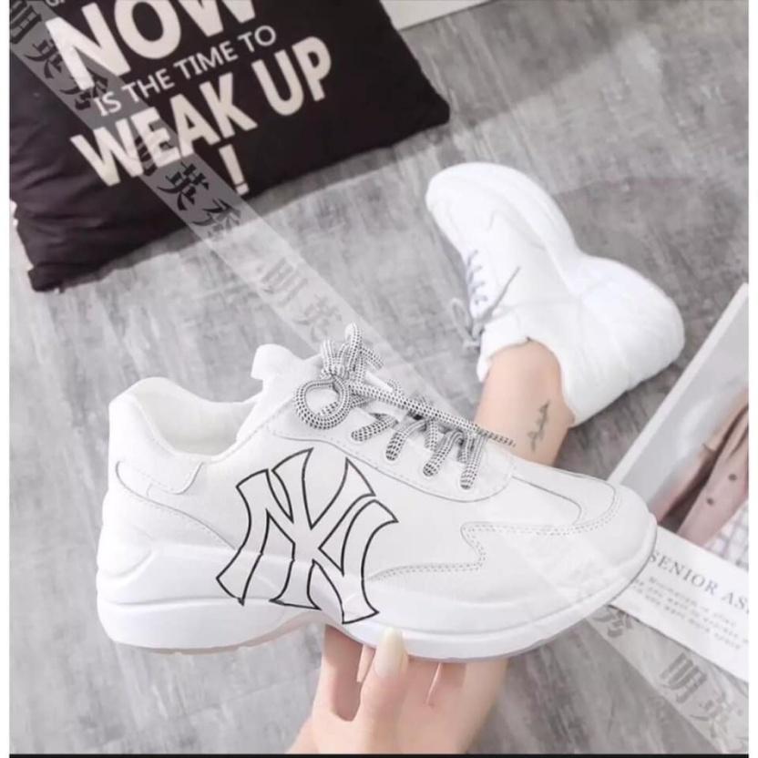 [FULL BOX] giày thể thao nữ/giày sneaker /giày NY cực xinh kèm clip giá rẻ