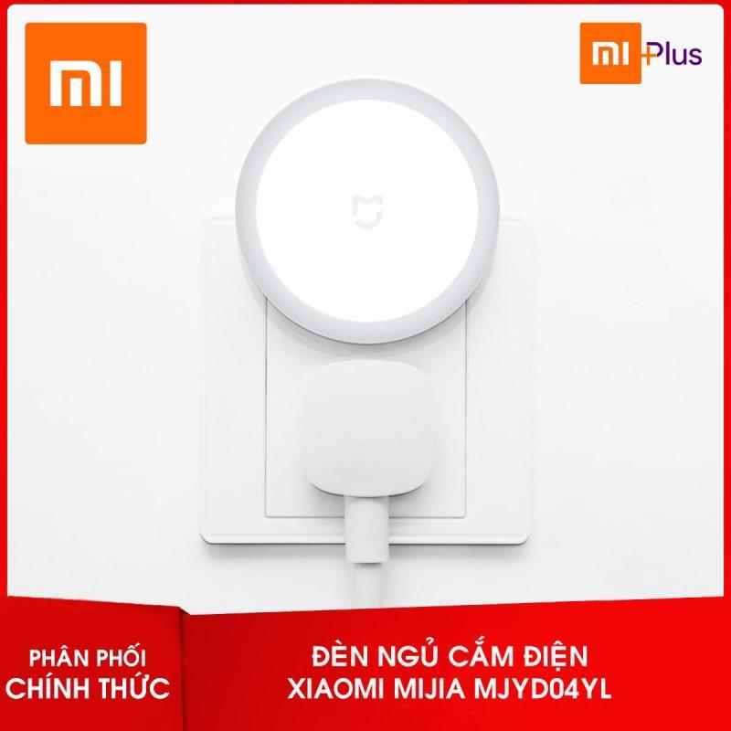 Đèn ngủ cắm điện Xiaomi Mijia 2019 MJYD04YL - đèn LED tự động bật tắt, siêu tiết kiệm điện