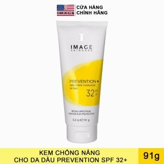 Kem chống nắng cho da dầu Image Skincare Prevention Daily Matte Moisturizer Oil Free SPF 32 thumbnail