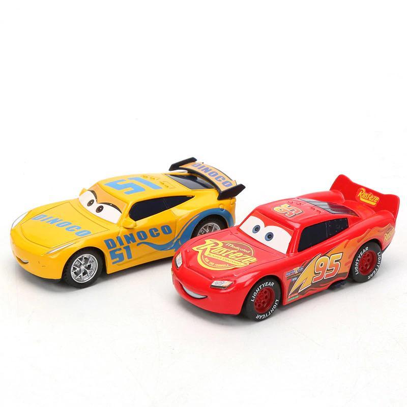 Hot Deal Khi Mua 2019 9cm Disney Pixar Cars _ Ôtô 4 Bánh Siêu Dể Thương Cho Trẻ