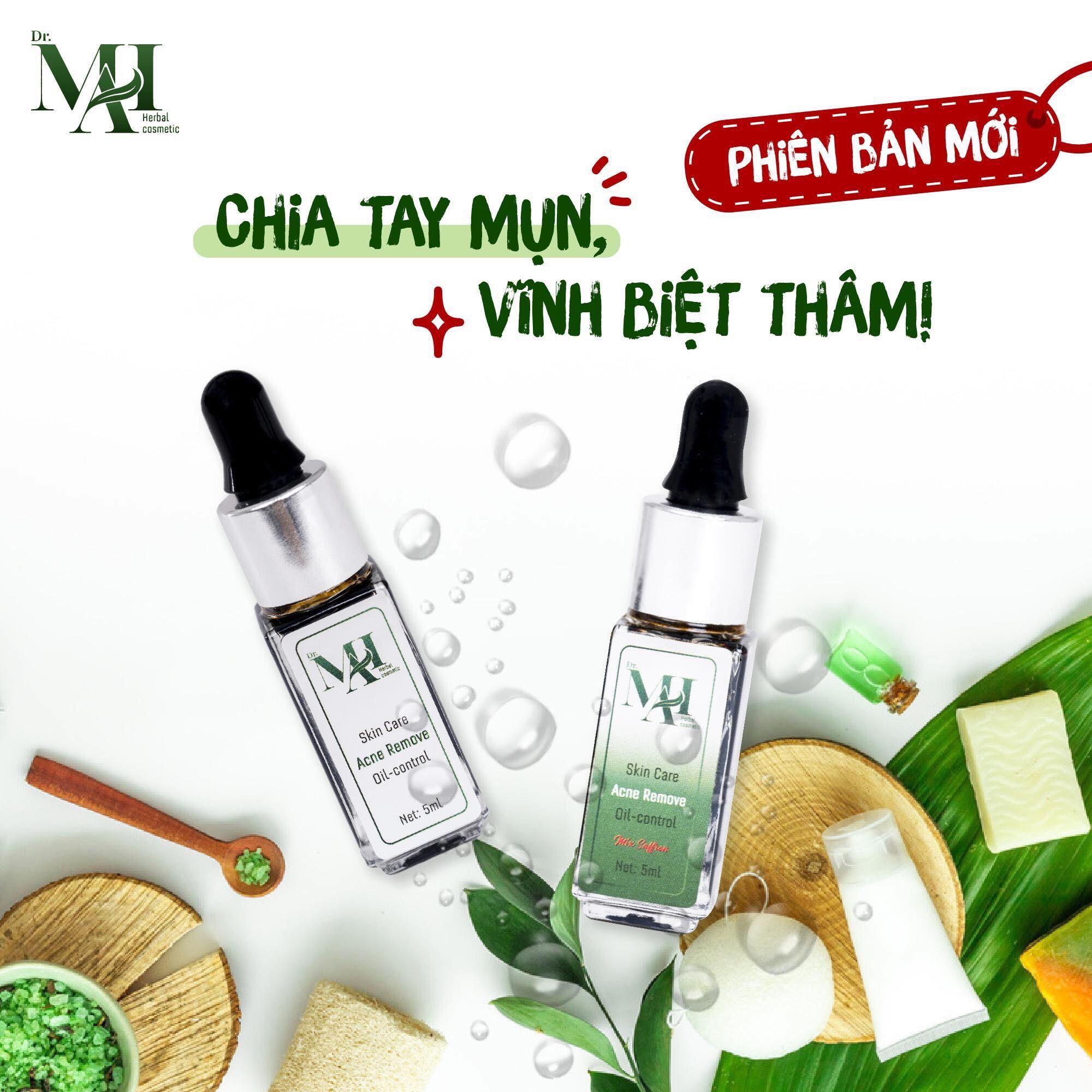 Combo Tri Mun Dr Mai - Nguyên Chất và Mix | Lazada.vn