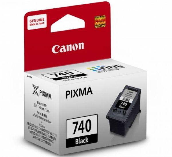 Bảng giá Mực in phun Canon PG-740 (đen)- Hàng chính hãng Lê Bảo Minh Phong Vũ