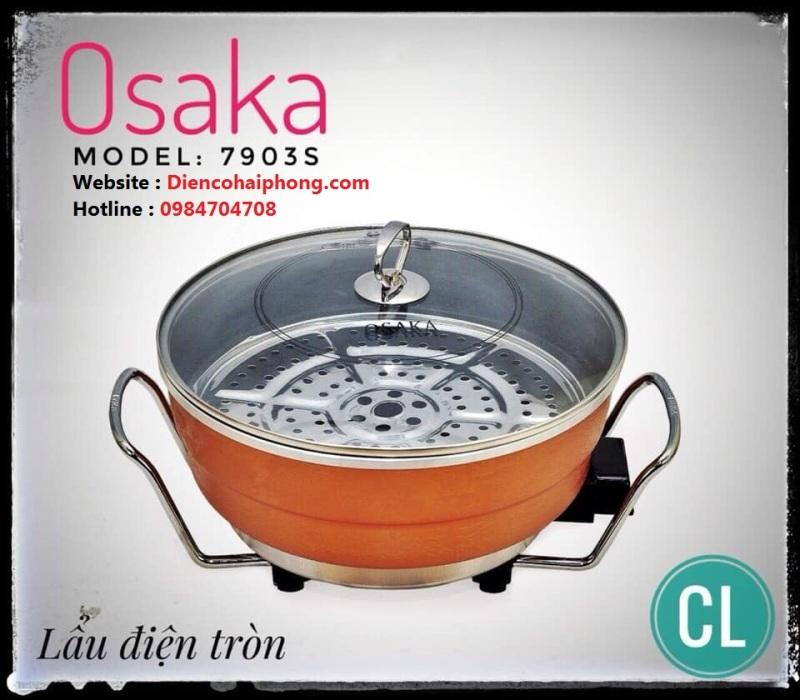 Chảo điện đa năng OSAKA 7903S