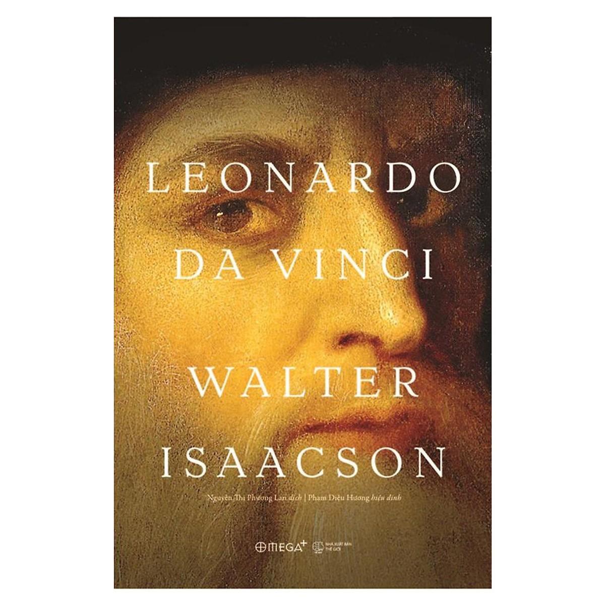 Sách - Leonardo Da Vinci Walter Isaacson (bìa Cứng) Không Thể Rẻ Hơn tại Lazada