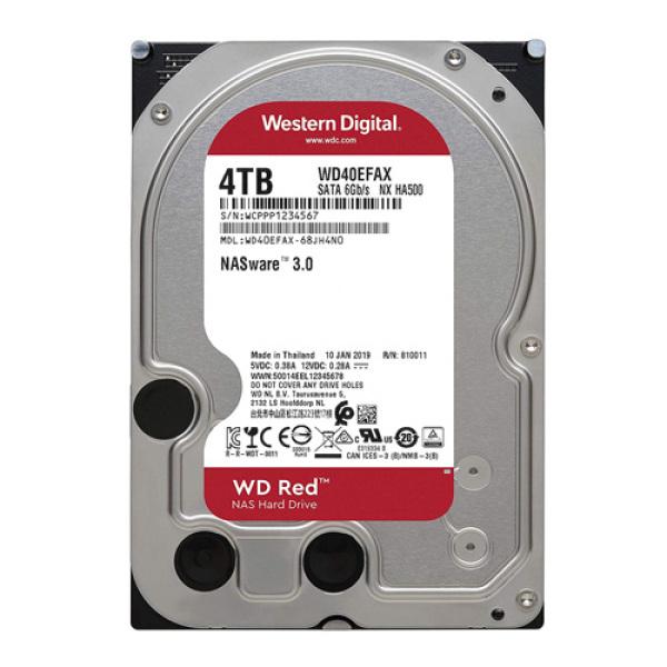 Bảng giá [HCM]Ổ cứng 4TB WD RED  chuyên dụng chạy 24/24 Phong Vũ