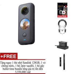 Máy quay Insta360 ONE X2 Chính hãng FullVAT Super Vip Combo 1 thumbnail