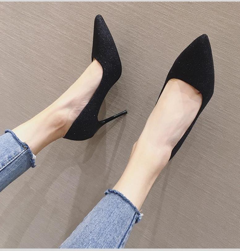 Giày cao gót VNXK kho sỉ.net giá rẻ