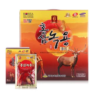 Nước Hồng Sâm Nhung Hươu Hàn Quốc ( 30 gói x 70ml) thumbnail