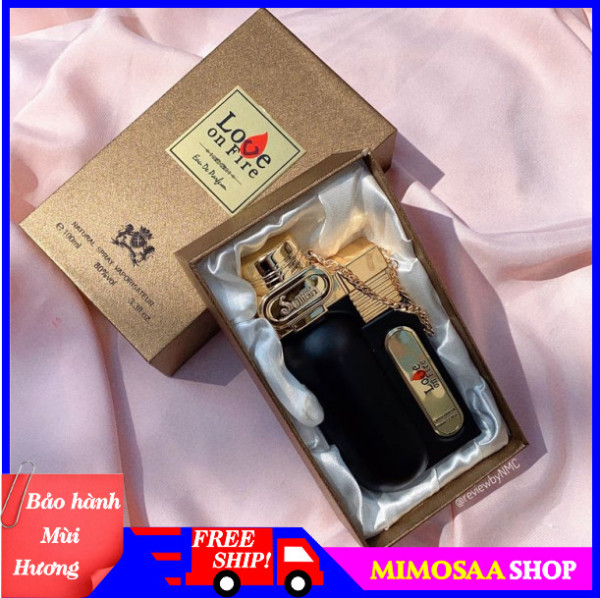 [LƯU HƯƠNG 12H]- Nước hoa Nam hộp gỗ lưu hương lâu-MIMOSAA- Nước hoa thiết kế độc đáo chai 100ml tặng kèm chai chiết 20ml khác loại tiện dụng khi đi du lịch