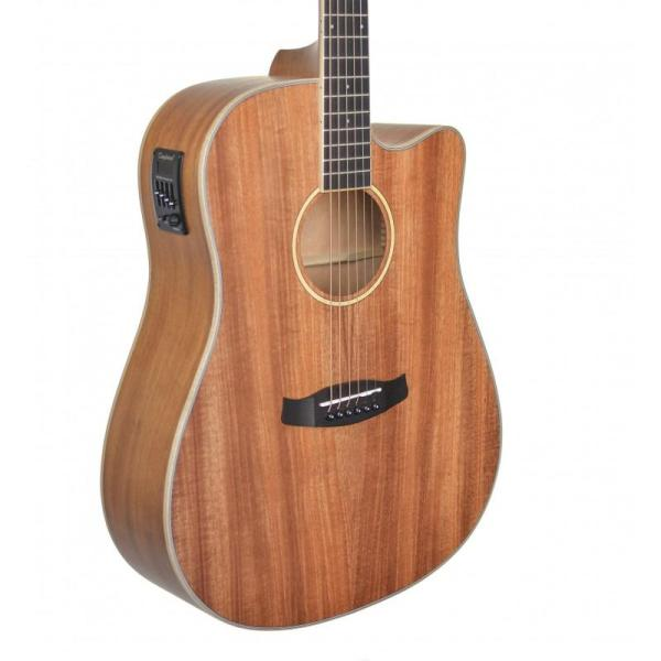 [Chính hãng] Đàn Guitar Acoustic-Electric Tanglewood TWU DCE (Tích hợp EQ biểu diễn)