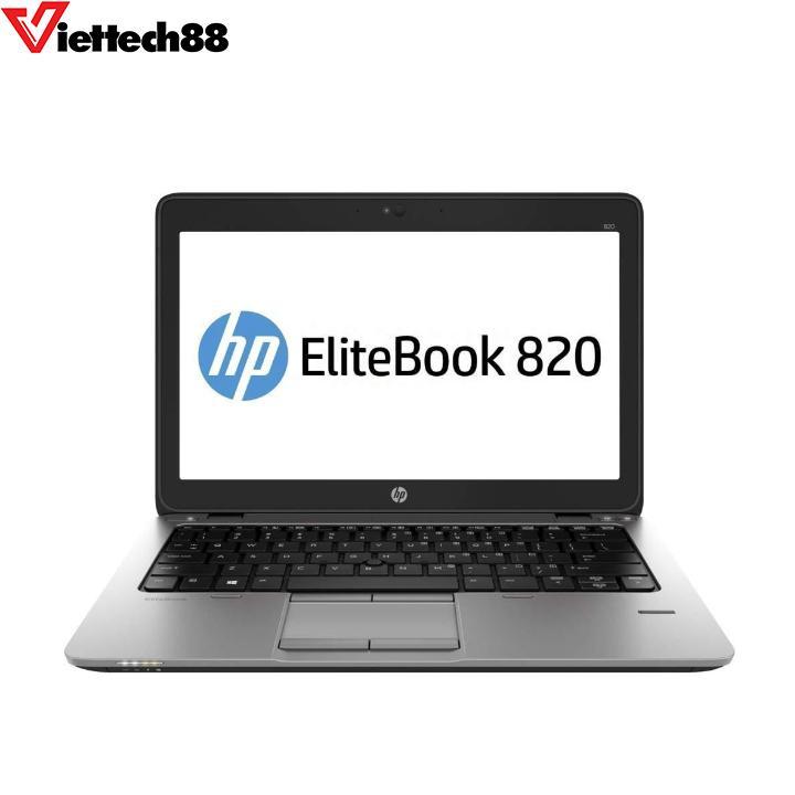 """Giảm Giá Quá Đã Phải Mua Ngay Laptop HP EliteBook 820 G1 Core I7 4600U 2.1GHz Ram 4Gb HDD 500Gb 12.5"""" HD"""