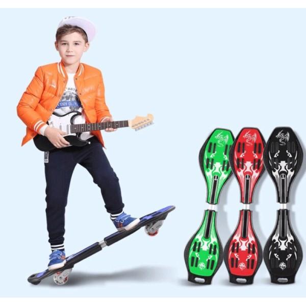 Giá bán [HCM]ván trượt lắc hàng nhập khẩu chất lượng cao (87x22cm)dành cho trẻ em và người lớn