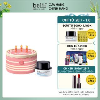 Kem cấp ẩm tức thì dạng gel Phiên bản đặc biệt Belif The True Cream Aqua Bomb Cake 25ml thumbnail