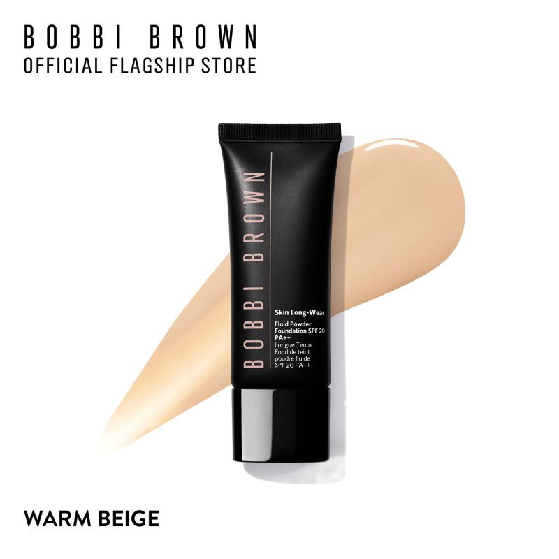 [Siêu phẩm mới - ƯU ĐÃI TỪ 18-20/5] Kem nền linh hoạt Phấn - Nước Bobbi Brown Skin Long-Wear Fluid Powder Foundation SPF 20 40ml