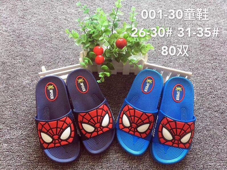 [SenXanh] Dép lê nhện nhựa dẻo cho bé nam