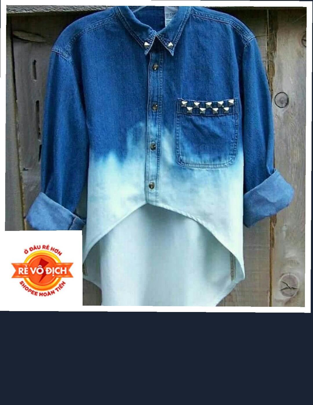 Mua Thuốc nhuộm quần áo màu xanh jean